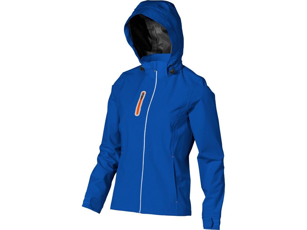 Куртка софтшел Howson женская, синий