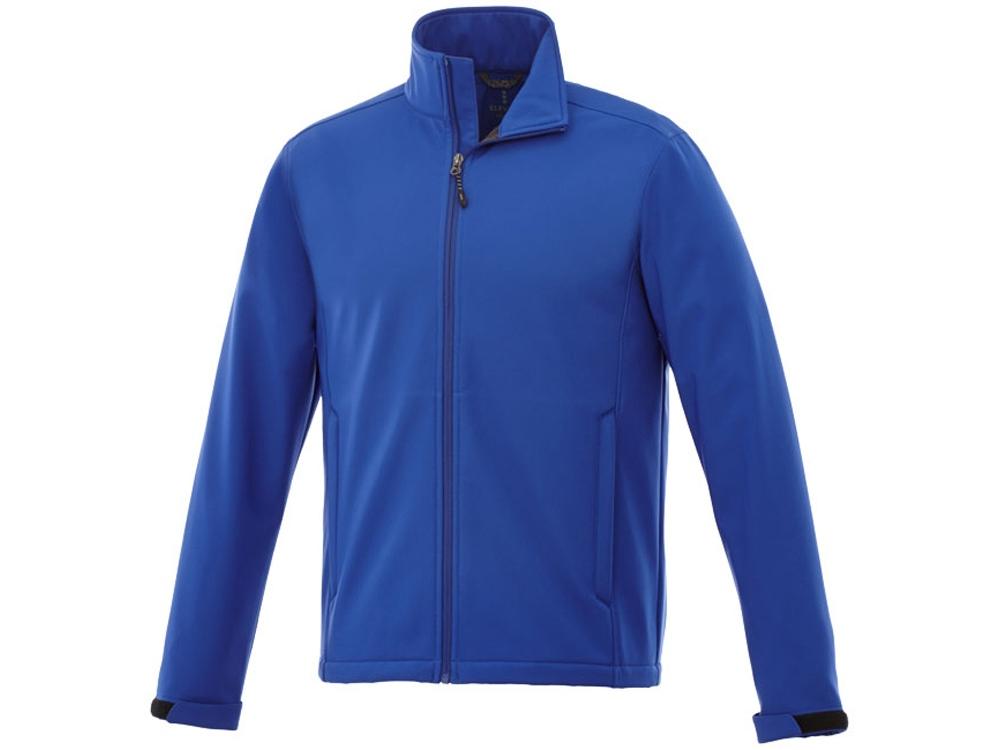 Куртка софтшел Maxson мужская, кл. синий