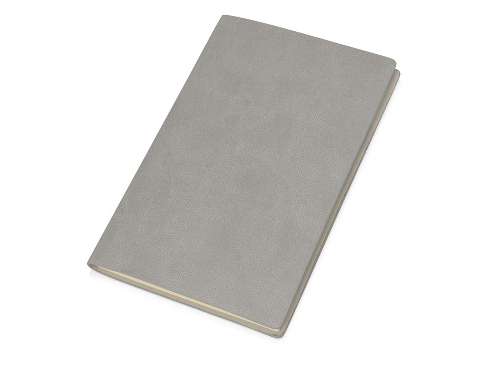 Блокнот А6 Riner, серый