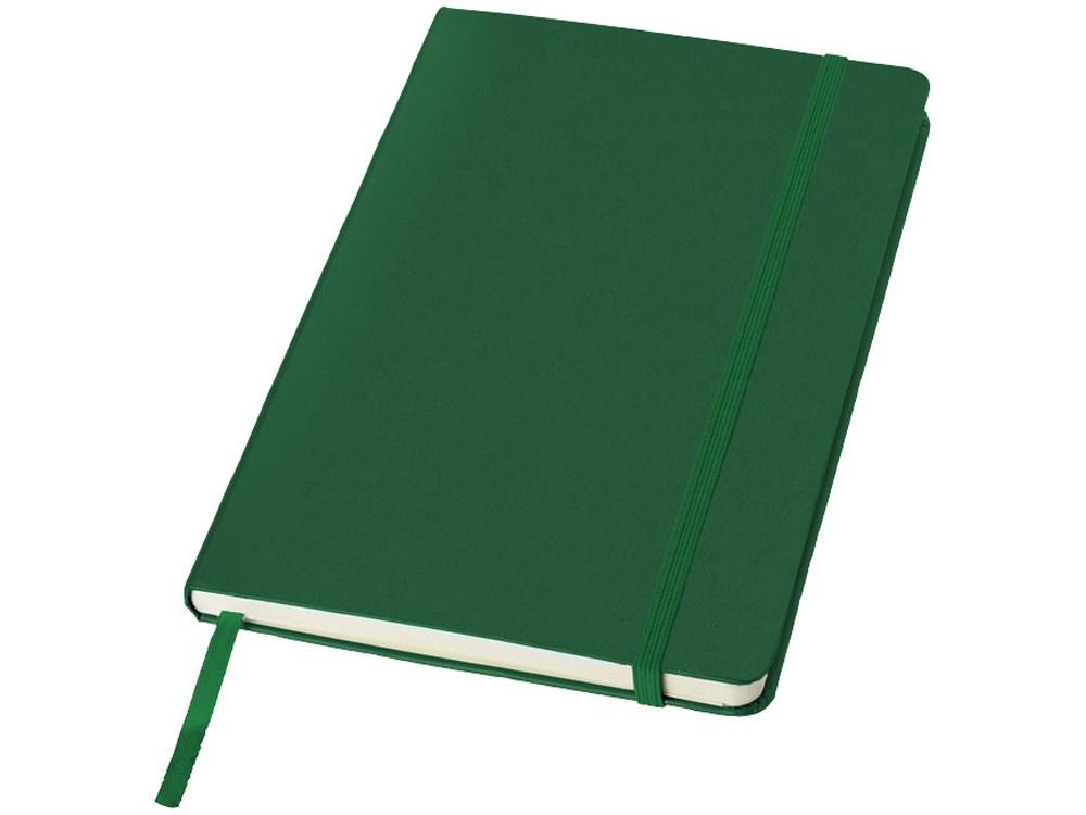 Блокнот классический офисный Juan А5, зеленый