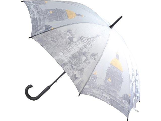 Зонт-трость «Москва-Санкт-Петербург»