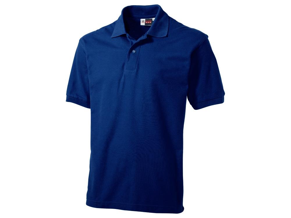 Рубашка поло Boston мужская, синий navy