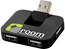 USB Hub «Gaia» на 4 порта (арт. 12359800), фото 6