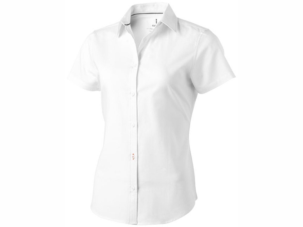 Рубашка Manitoba женская с коротким рукавом, белый