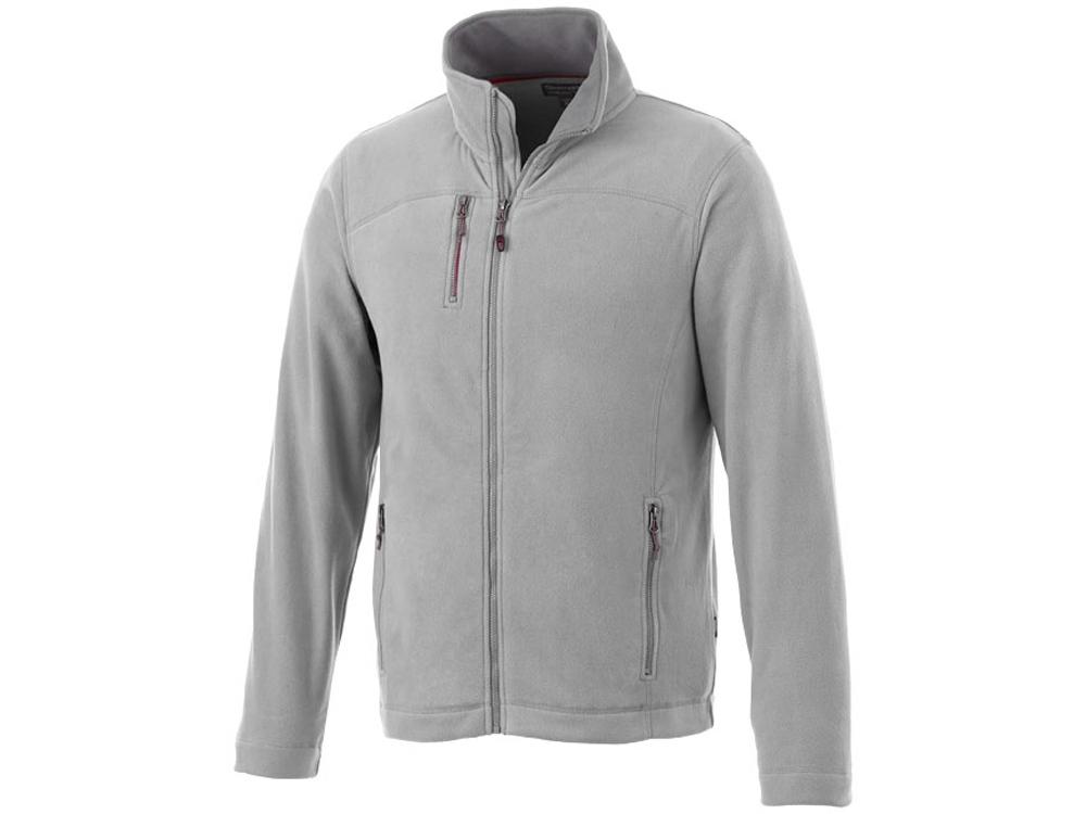 Микрофлисовая куртка Pitch, серый