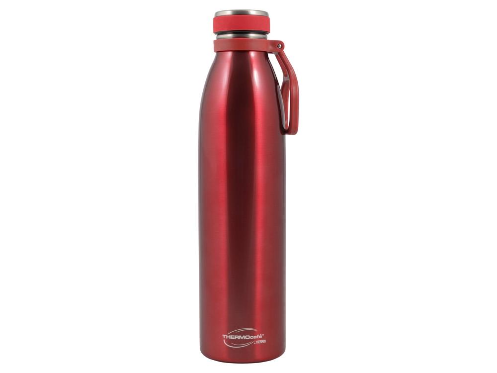 Термос из нерж. стали тм ThermoCafe BOLINO2-750 (Red), 0.75L, красный