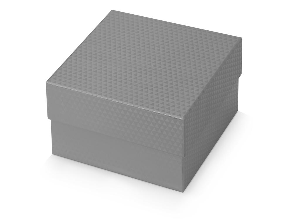 Коробка подарочная Gem S, серебристый