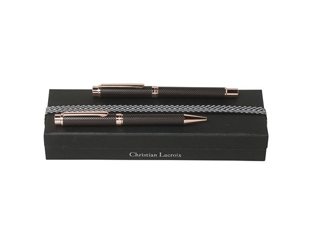 Набор: ручка шариковая, ручка-роллер