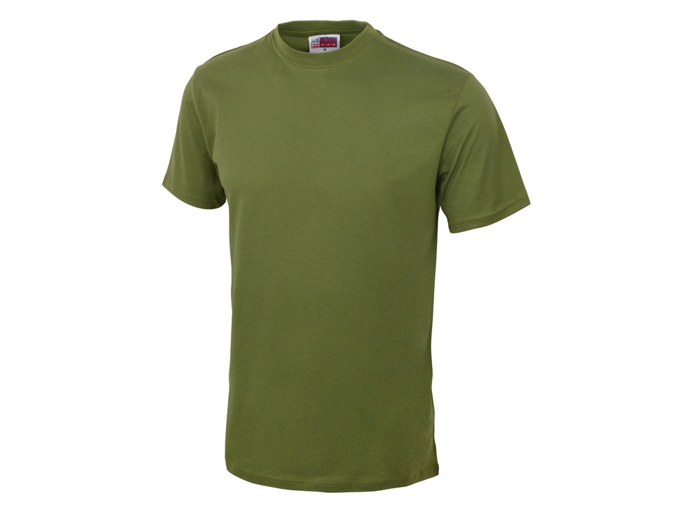 Футболка Super club мужская, армейский зеленый