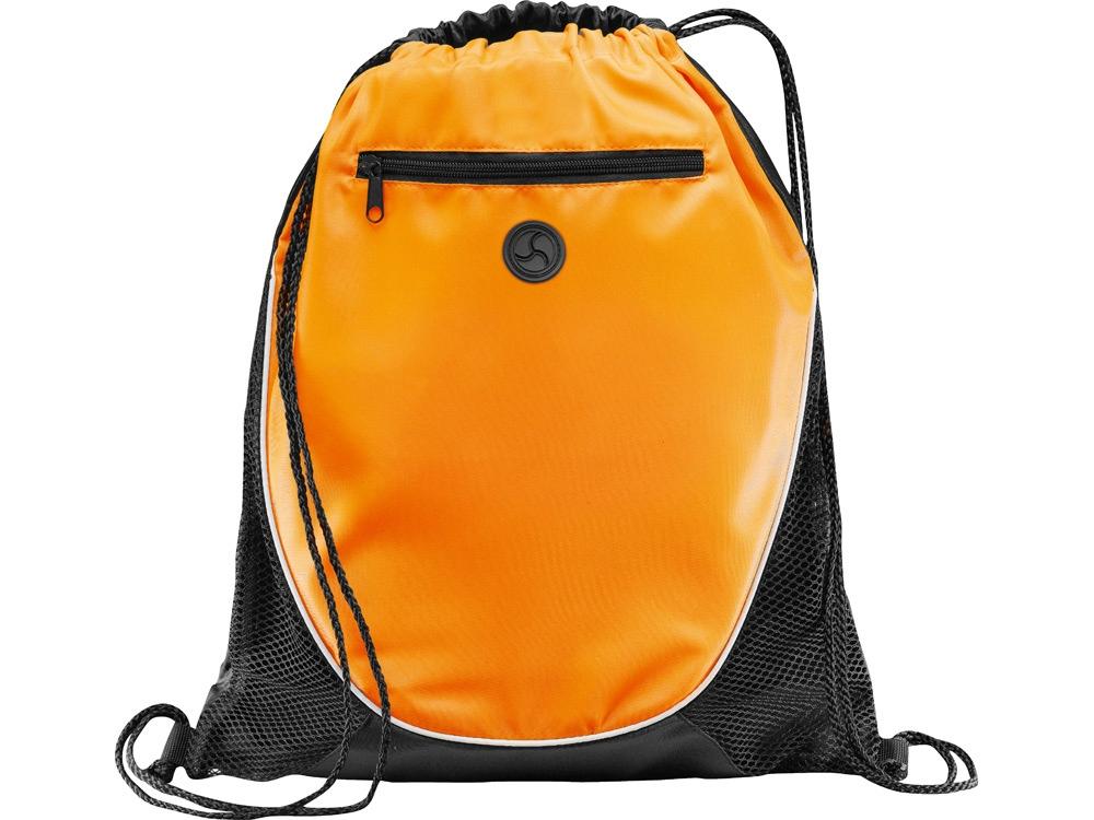 Рюкзак Peek, оранжевый