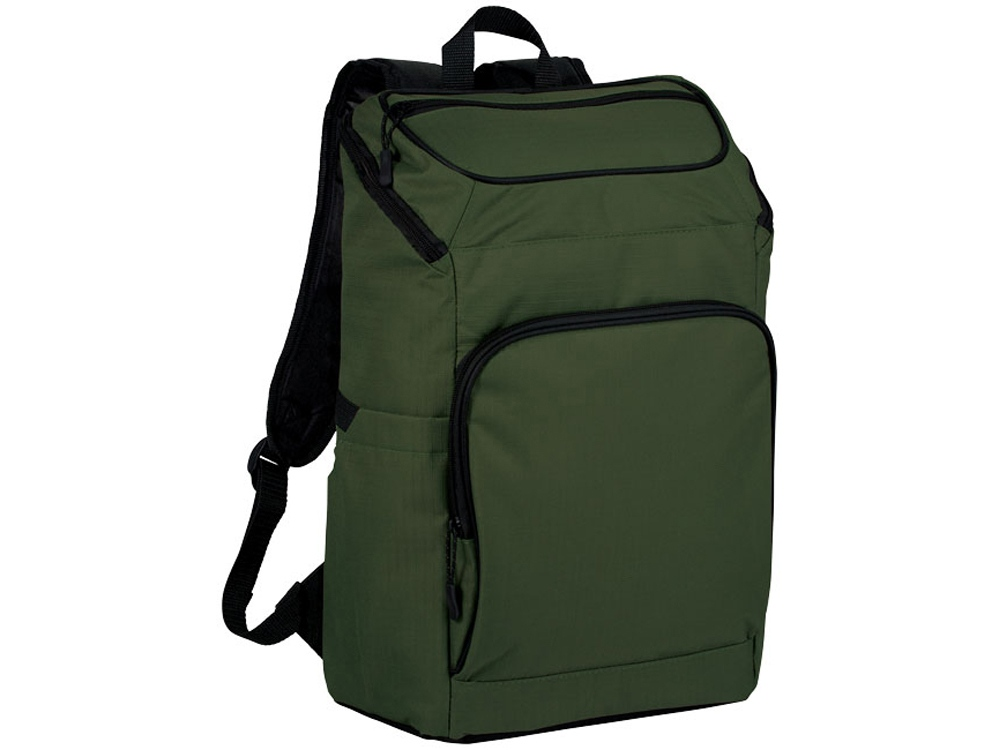 Рюкзак Manchester для ноутбука 15,6, оливковый