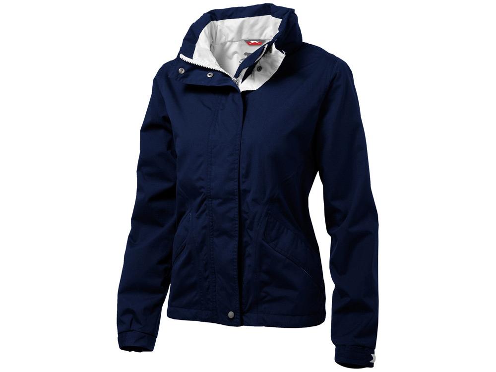 Куртка Slice женская, темно-синий