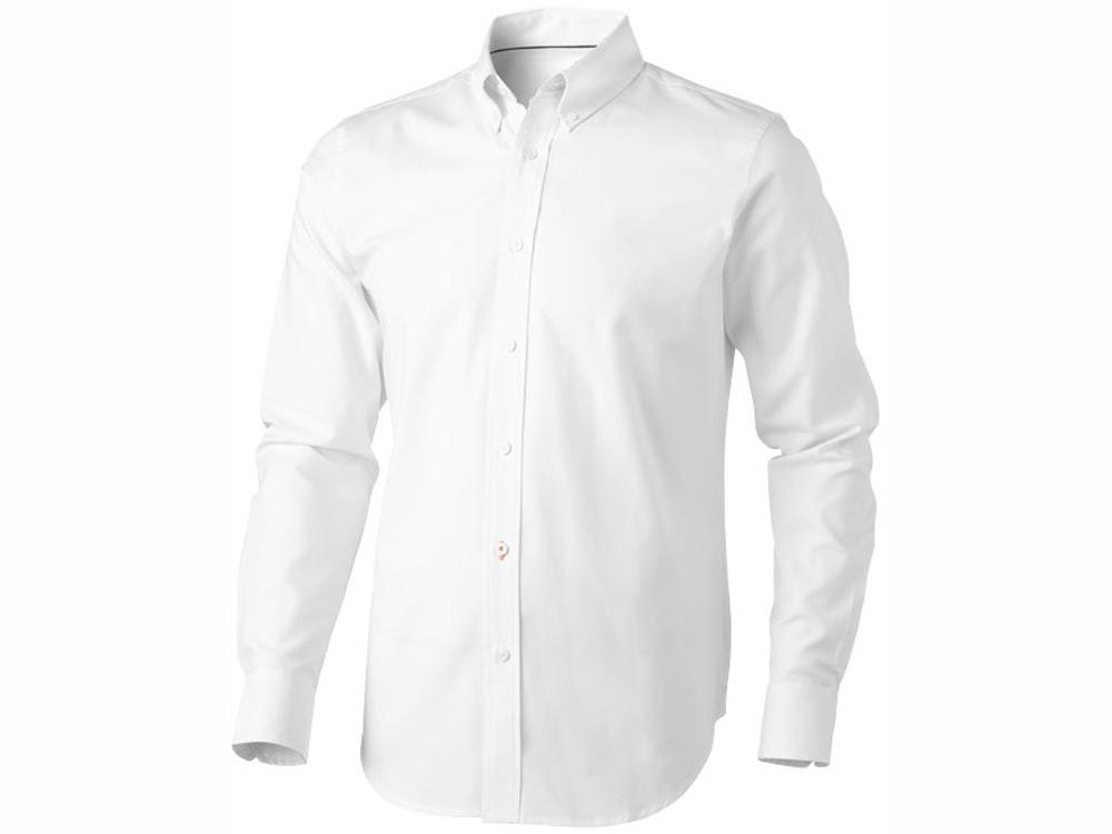 Рубашка Vaillant мужская с длинным рукавом, белый