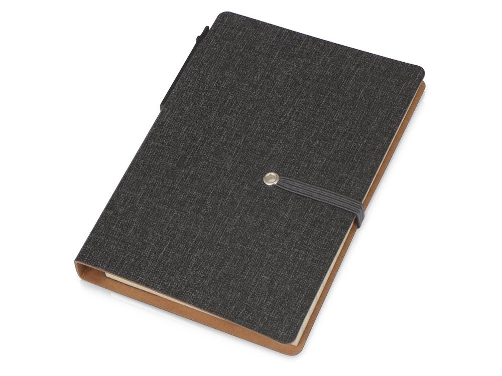 Набор стикеров Write and stick с ручкой и блокнотом, черный