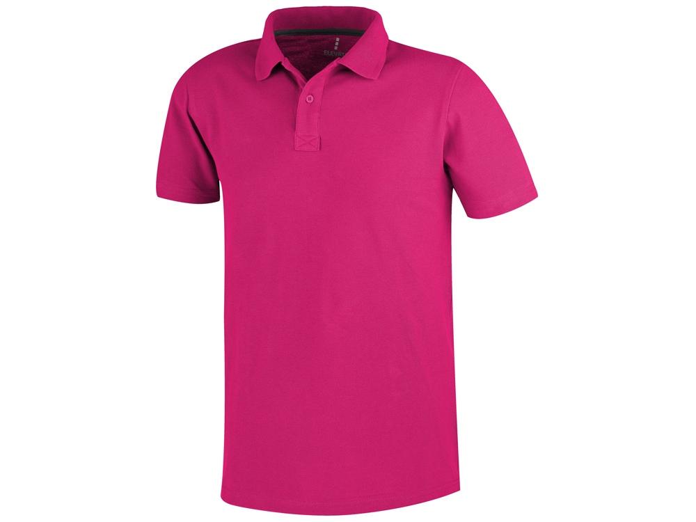 Рубашка поло Primus мужская, розовый
