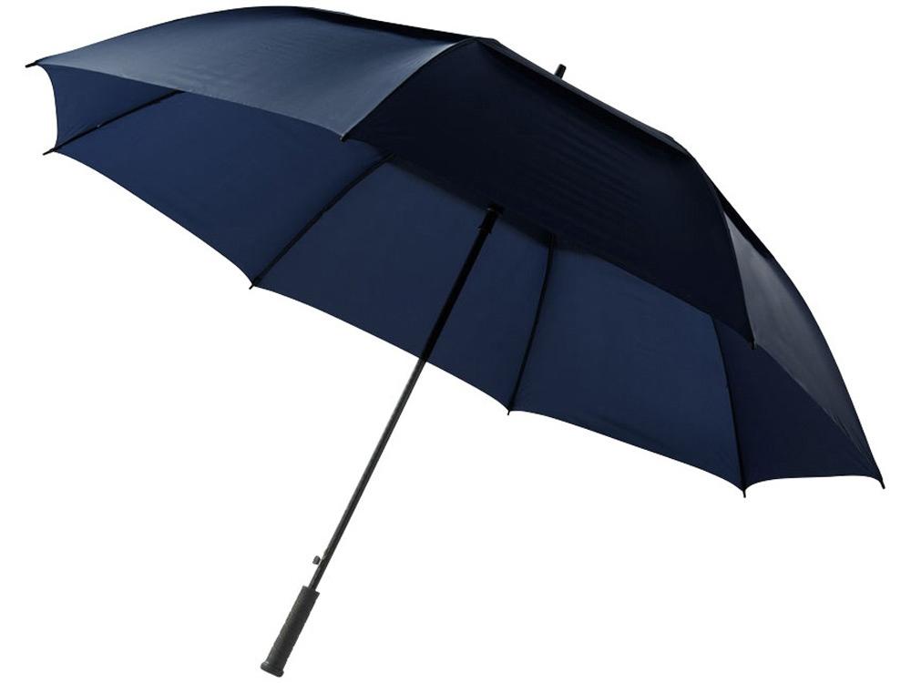 Зонт трость для гольфа Brighton, полуавтомат 32, синий