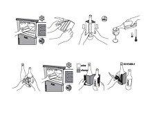Охладитель-чехол для бутылки вина или шампанского «Cooling wrap» (арт. 00770001), фото 6