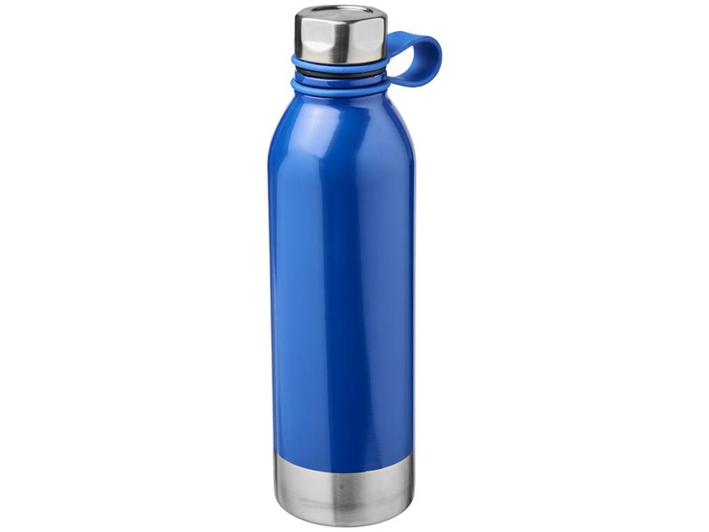 Спортивная бутылка из нержавеющей стали Perth объемом 740мл, cиний