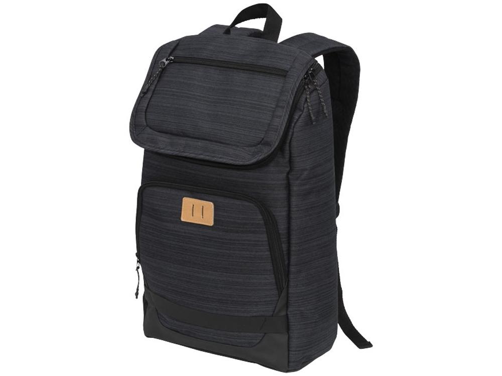 Рюкзак Graylin для ноутбука 15, темно-серый