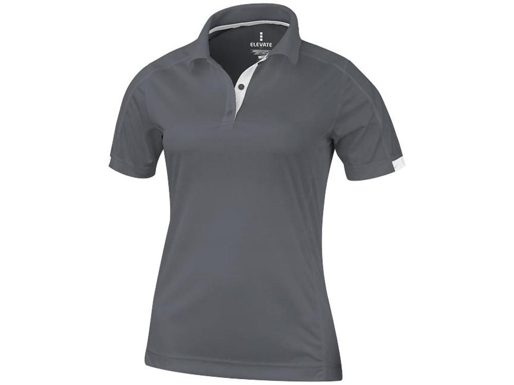 Рубашка поло Kiso женская, серый