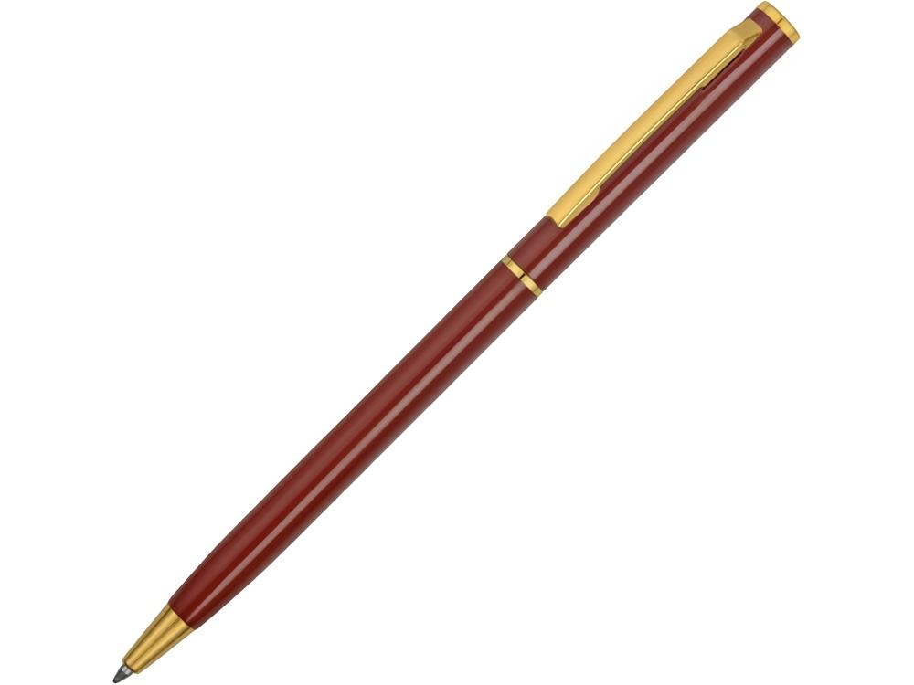 Ручка шариковая Жако, бургунди