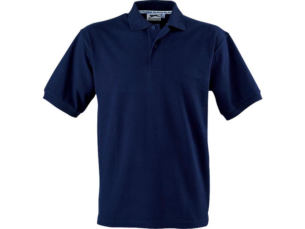 Рубашка поло Forehand детская, темно-синий