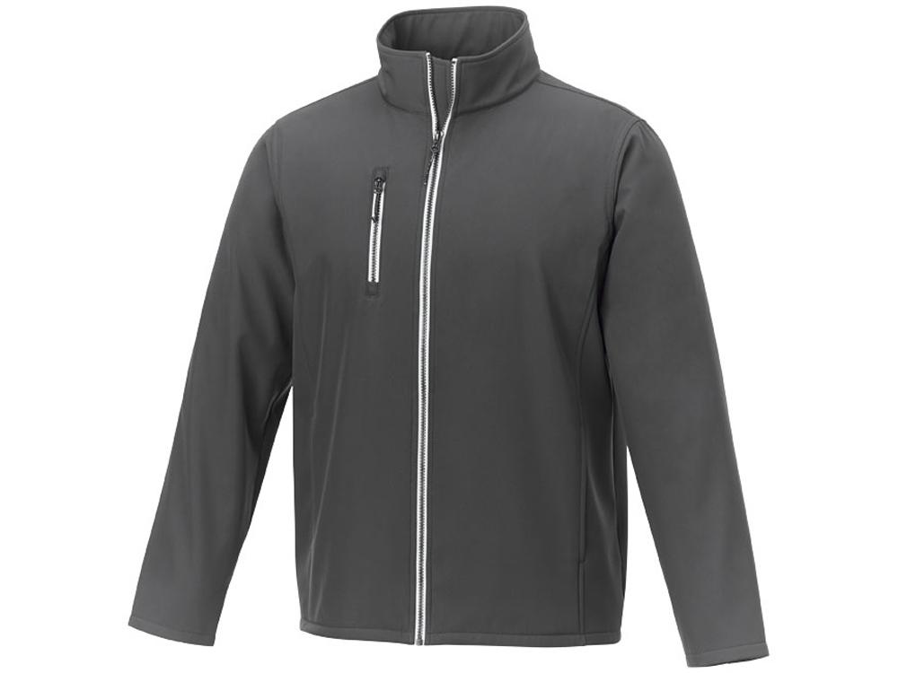Мужская флисовая куртка Orion, storm grey