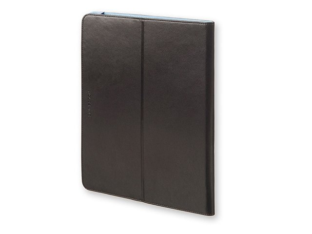 Чехол для планшета 9''/10'' универсальный двухцветный, черный/голубой