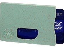 Чехол для карточек RFID «Straw» (арт. 13510103)