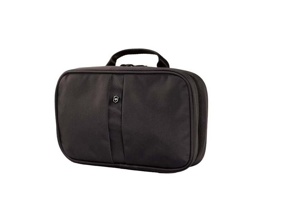 Несессер VICTORINOX Zip-Around Travel Kit 4 л., с крючком для подвешивания