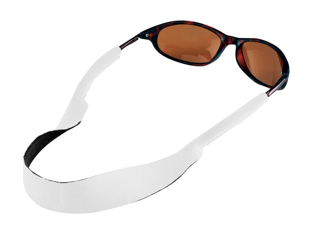 Шнурок для солнцезащитных очков Tropics, белый/черный