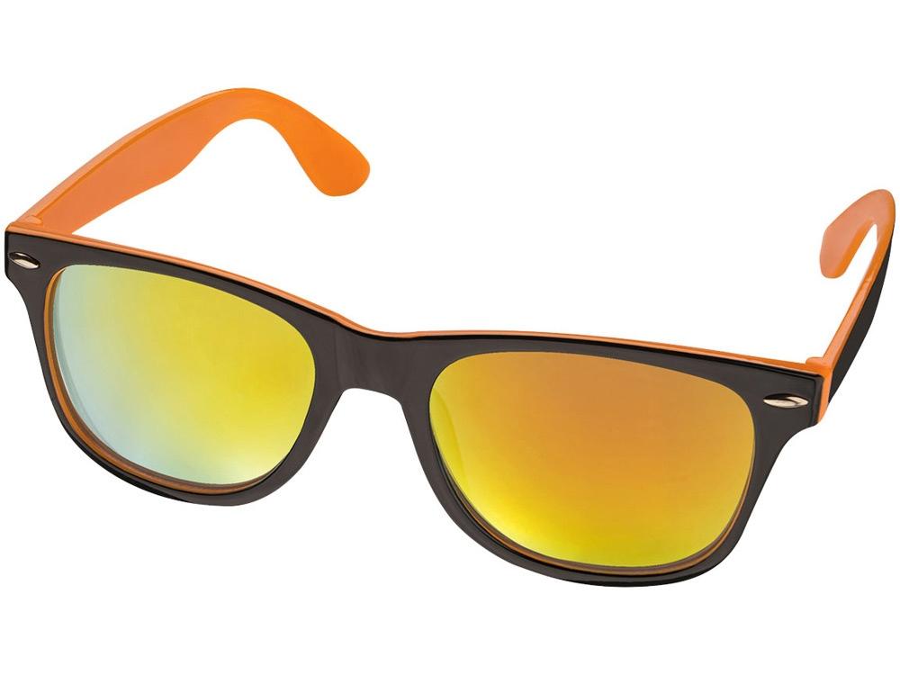 Солнцезащитные очки Baja, черный/оранжевый