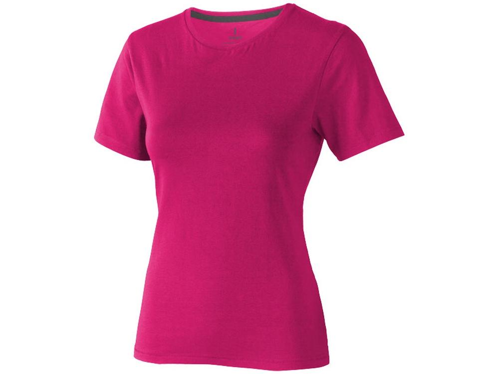 Футболка Nanaimo женская, розовый
