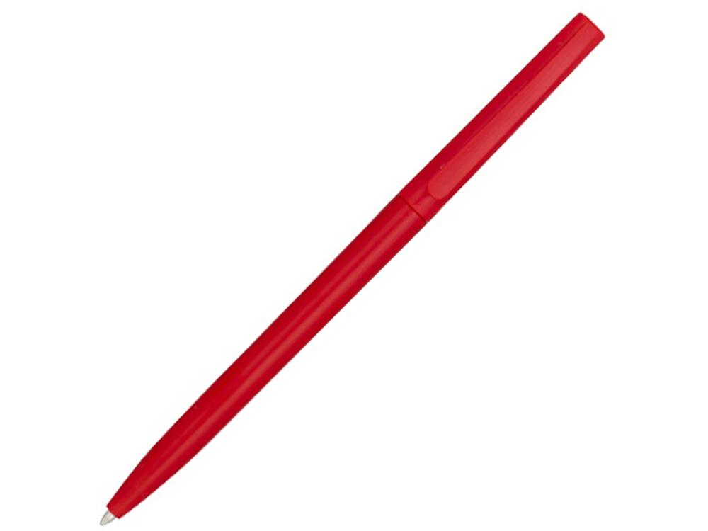 Ручка шариковая пластиковая Mondriane, красный