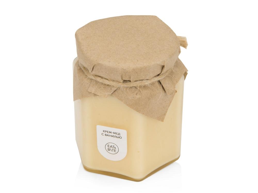 Крем-мёд с ванилью 250