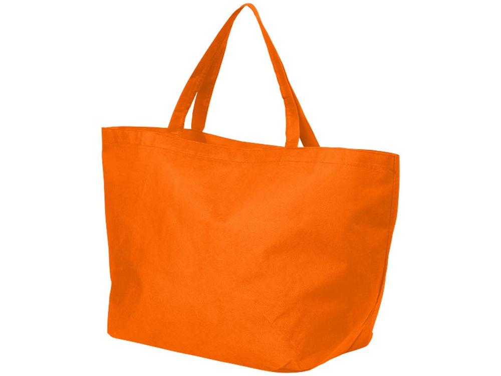 Сумка нетканая Maryville, оранжевый