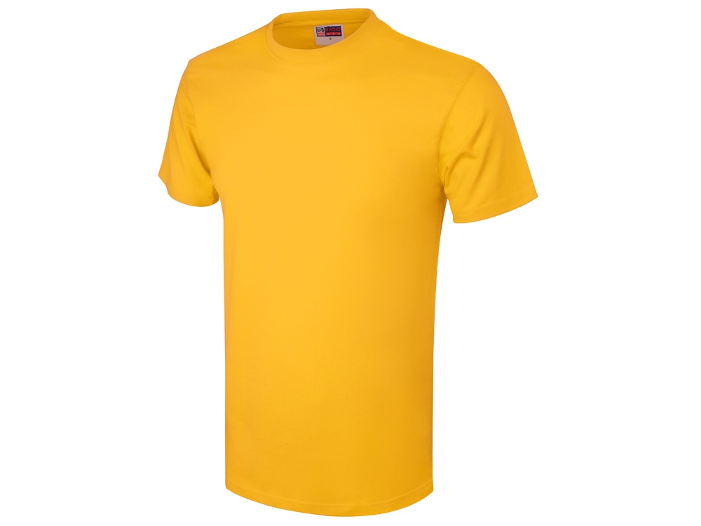 Футболка Super club мужская, золотисто-желтый