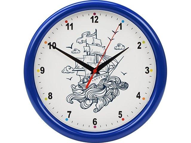 Часы настенные разборные «Idea», синий