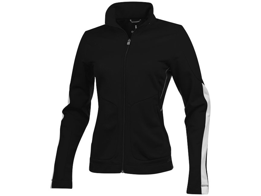 Куртка Maple женская на молнии, черный