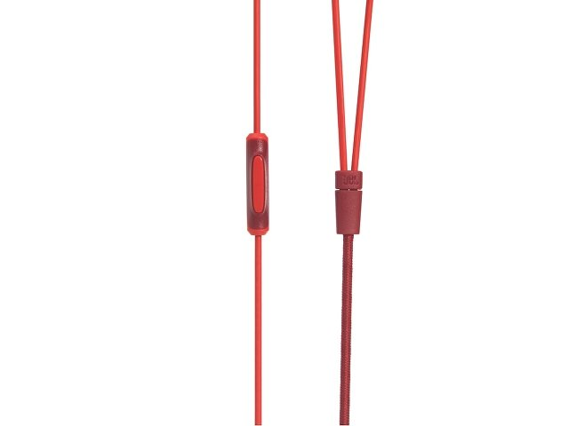 Пользовательские наушники JBL, JBLE15RED, красный