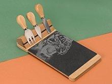 Набор для сыра из бамбука и сланца «Taleggio» (арт. 822108), фото 5