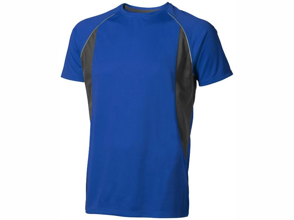 Футболка Quebec Cool Fit мужская, синий