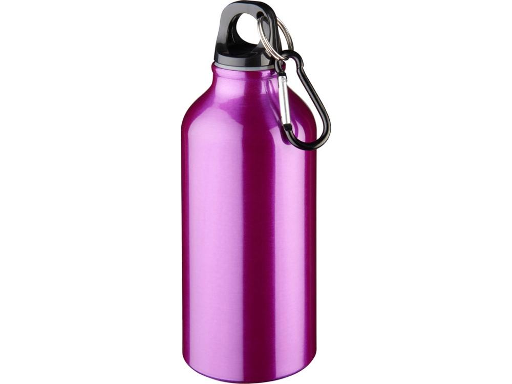 Бутылка Oregon с карабином 400мл, пурпурный
