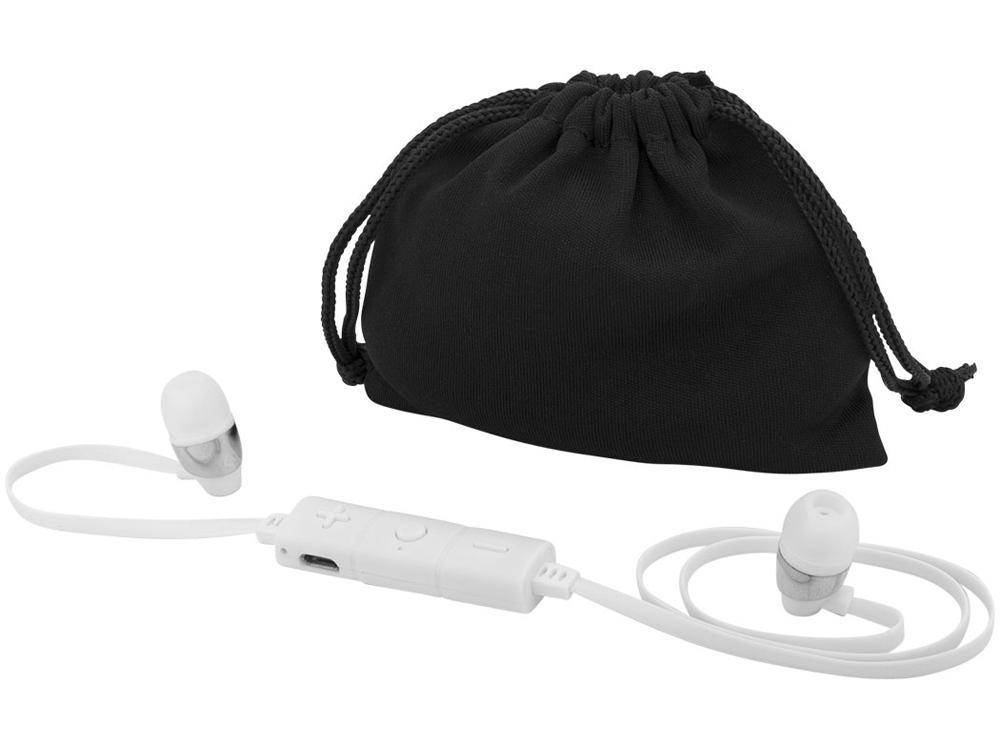 Наушники Bustle Bluetooth®, белый