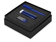 Подарочный набор On-the-go с флешкой, ручкой и зарядным устройством (арт. 700315.02), фото 2