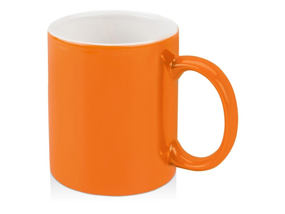 Кружка Марко 320мл, оранжевый