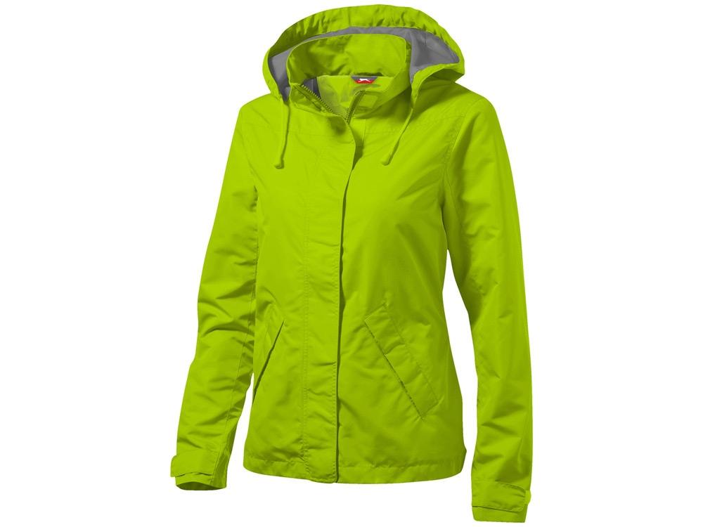 Куртка Top Spin женская, зеленое яблоко