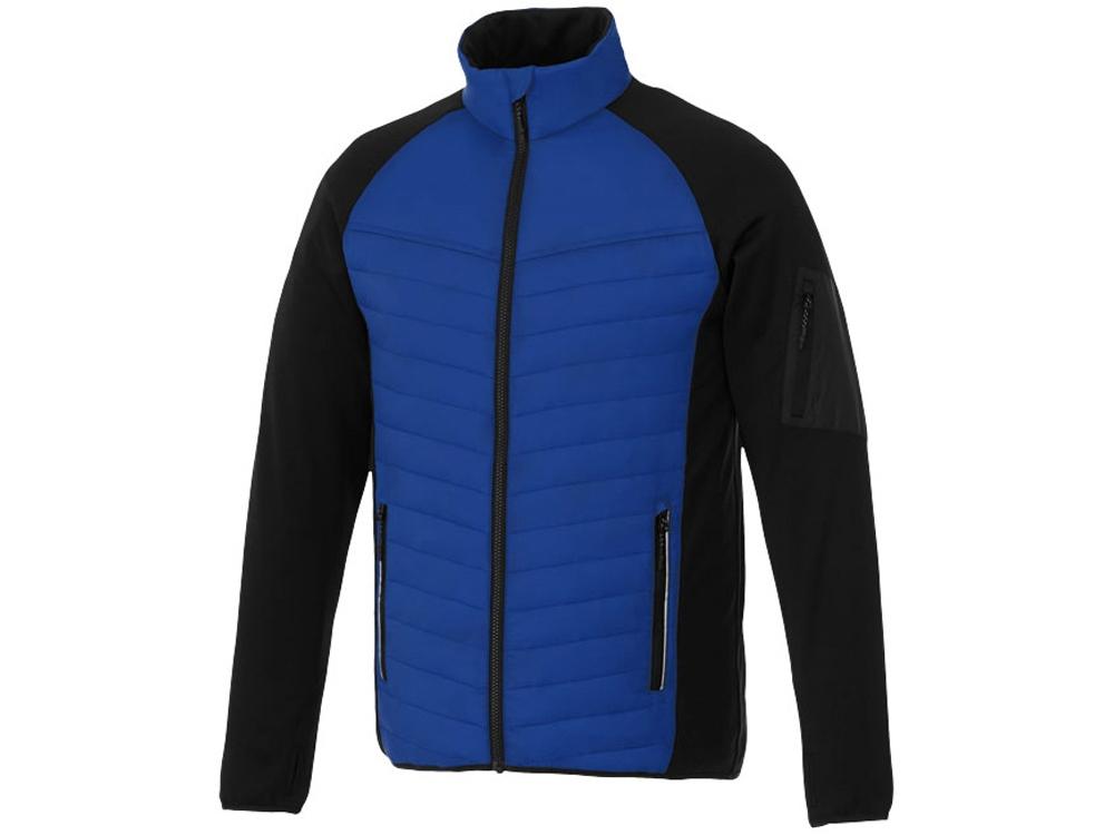 Утепленная куртка Banff мужская, синий/черный