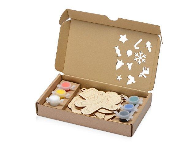 Подарочный набор для раскрашивания «Christmas Toys»