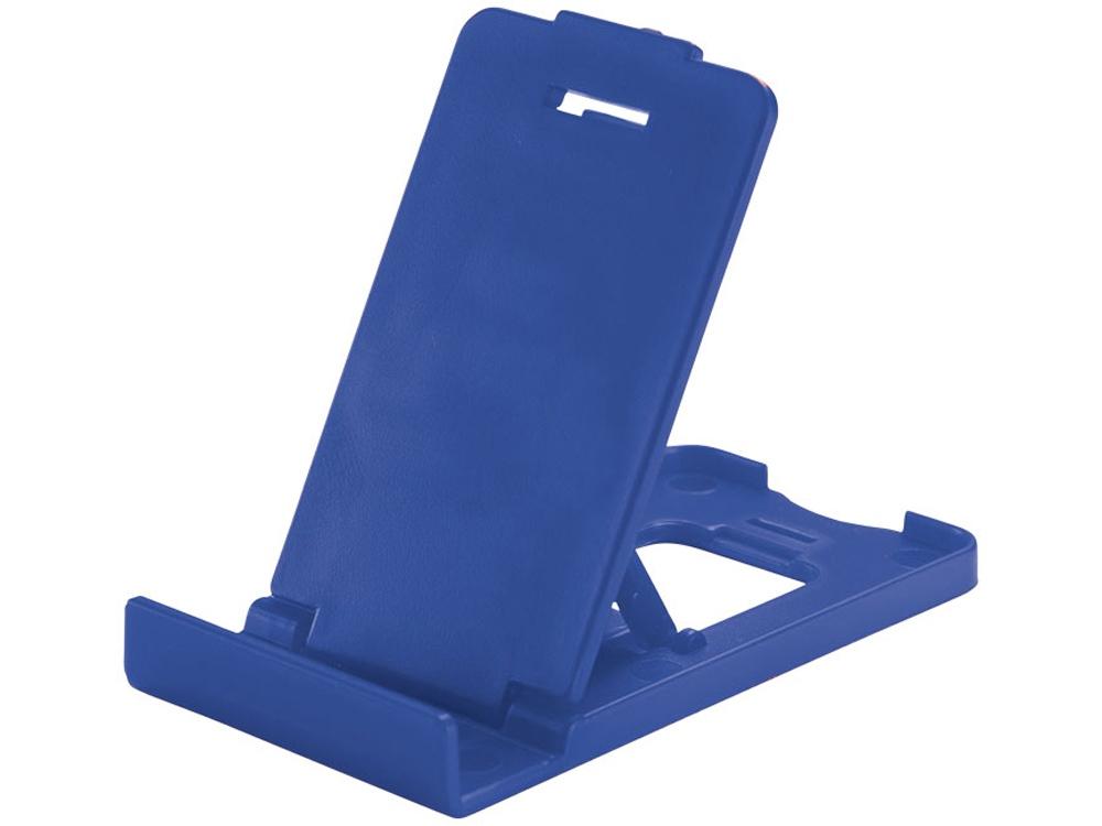 Подставка для телефона Trim Media Holder, ярко-синий